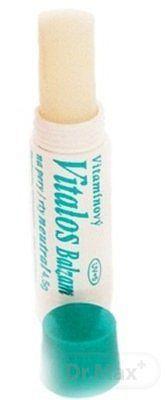 Vitalos balzam na pery neutrál UV5+ 4,5 g