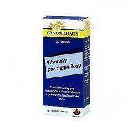 Wörwag Pharma Vitamíny pre diabetikov 30 tabliet