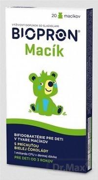 Walmark Biopron Macík 20 tabliet