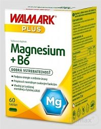 WALMARK Magnesium + B6 tbl 1x60 ks