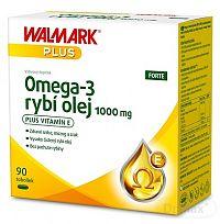 WALMARK Omega-3 rybí olej FORTE cps 1x90 ks
