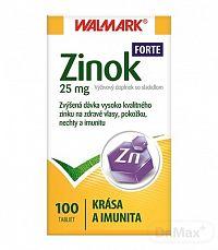 WALMARK ZINOK FORTE 25 mg tbl (inovovaný obal 2015) 1x100 ks