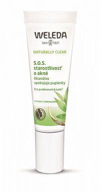 WELEDA Naturally Clear S.O.S. starostlivosť o akné 10 ml