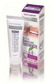 White Look SMOKERS bieliaca zubná pasta pre fajčiarov 1x75 ml