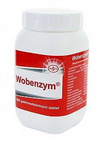 Wobenzym 800 tabliet