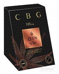 ZEEN by Roal CBG 500 mg perorálne kvapky 1x10 ml