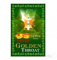 Zlaté hrdlo - Amazonas pastilky na cmúľanie 1x12 ks