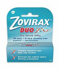 ZOVIRAX DUO crm (tuba PE) 1x2 g