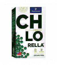 Chlorella Royal Pharma 1200 tabliet