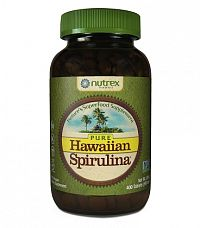Nutrex Hawaii Spirulina Pacifica Tablety 400 tbl