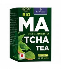 Royal Pharma Bio Matcha Čaj Royal Pharma 20 x 2g sáčky