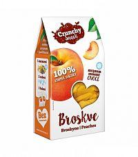 Royal Pharma Crunchy Snack, mrazom sušené Broskyne, 20g