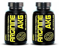1+1 Zadarmo: Arginine AKG od Best Nutrition