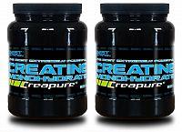 1+1 Zadarmo: Creatine Monohydrate Creapure od Best Nutrition