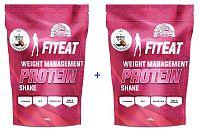 1+1 Zadarmo: FitEat Protein Shake - Koliba 500 g + 500 g Čučoriedka