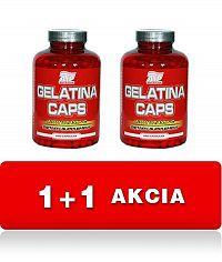 1+1 Zadarmo: Gelatina Caps - ATP Nutrition