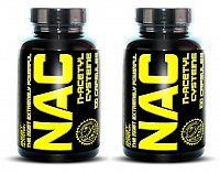 1+1 Zadarmo: NAC od Best Nutrition