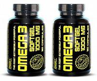 1+1 Zadarmo: Omega 3 od Best Nutrition