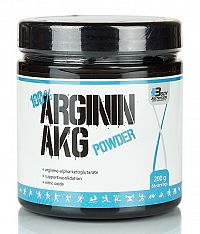 100% Arginin AKG Powder - Body Nutrition 200 g
