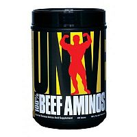 100% Beef Aminos - Universal Nutrition 200 tbl.