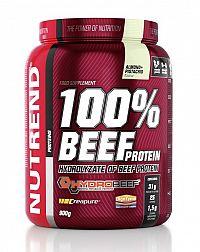 100% Beef Protein od Nutrend 900 g Mandľa+Pistácia