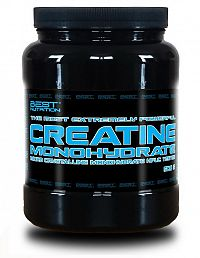 100 % Creatine Monohydrate od Best Nutrition