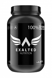 100% Divine CFM Whey - Exalted Nutrition 1000 g Italian Cappuccino