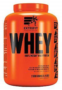 100% Instant Whey Protein - Extrifit 2000 g Vanilka