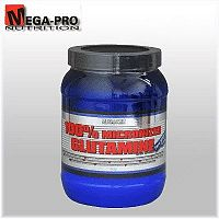 100% Micronized Glutamine - Mega-Pro Nutrition