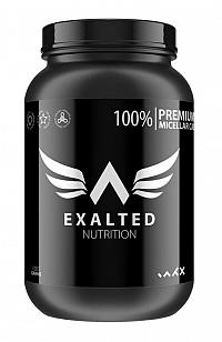 100 % Premium Micellar Casein - Exalted Nutrition 1000 g Amazing Chocolate