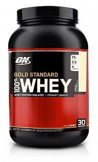 100% Whey Gold Standard Protein - Optimum Nutrition 2270 g White Chocolate