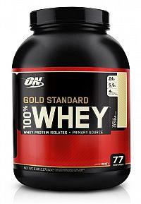100% Whey Gold Standard Protein - Optimum Nutrition 450 g Vanilla ice cream