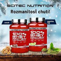 100% Whey Protein Professional - Scitec Nutrition 920 g Vlašský orech