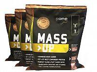 2+1 Zadarmo: Mass Up - Aone  720 g + 720 g + 720 g Malina