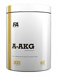 A-AKG od Fitness Authority 300 g Green Tea Pomegranate