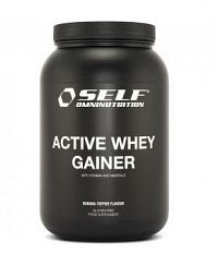 Active Whey Gainer od Self OmniNutrition 2000 g Vanilka