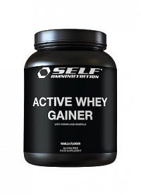 Active Whey Gainer od Self OmniNutrition 4000 g Čokoláda