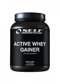 Active Whey Gainer od Self OmniNutrition 4000 g Vanilka