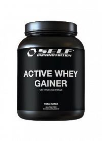 Active Whey Gainer - Self OmniNutrition 2000 g Čokoláda