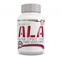 ALA Alpha Lipoic Acid - Biotech USA