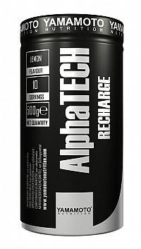 AlphaTech Recharge - Yamamoto 500 g Lemon