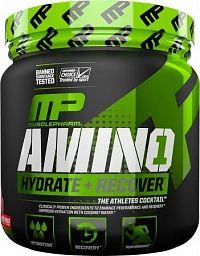 Amino 1 Hydrate + Recover od Muscle Pharm 426 g (30 dávok) Cherry Limeade