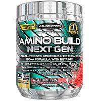 Amino Build Next Gen - Muscletech 276 g (30 dávok) Icy Rocket Freeze