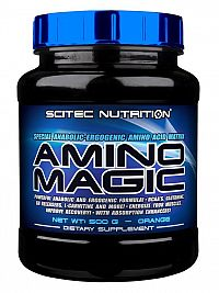 Amino Magic - Scitec Nutrition 500 g Jablko
