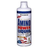 Amino Power Liquid - Weider 1000 ml Energy