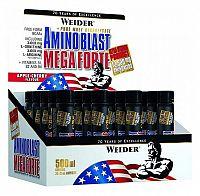Aminoblast Mega Forte - Weider 1 monodóza á 25 ml Apple-Cherry