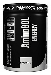 AminoBol Energy - Yamamoto 300 g Orange-Lemon