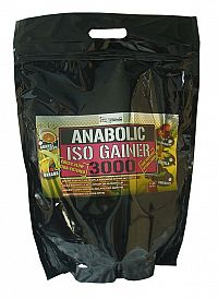 Anabolic Iso Gainer 3000 - Metabolic Optimal Nutrition 3170 g sáčok Vanilka