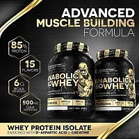 Anabolic Iso Whey - Kevin Levrone 908 g Snikers