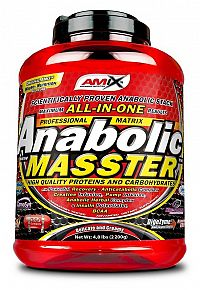 Anabolic Masster - Amix 2200 g Jahoda